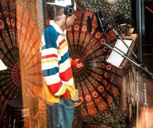 composer, studio, and justin bieber image