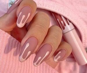 fashion, kylie jener, and nails art image