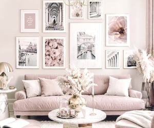 apartment, beige, and decor image