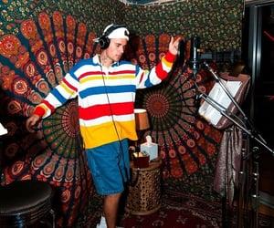 justin bieber, singer, and studio image