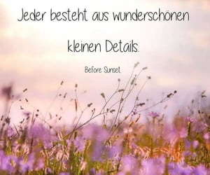 details, beziehung, and spruch image