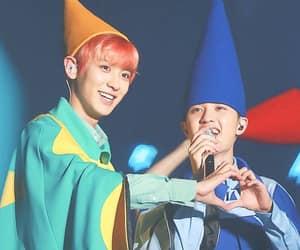 boys, exo-l, and weareoneexo image