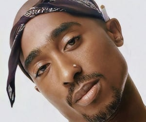 2pac, tupac, and celebrities image