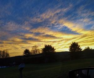 beautiful, clouds, and sunrise image