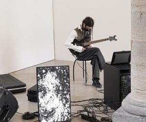 alternative, electric guitar, and guitar image
