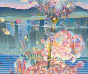 art, paintings, and huangpo-hsun image