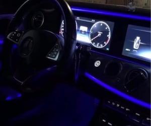 Bleu, cars, and flash image