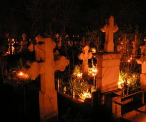 candles, night, and romania image