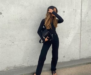 street style, long sleeve top, and everyday look image