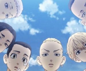 anime, tokyo revengers, and sano manjiro image