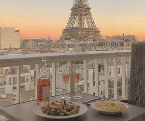 paris, aesthetic, and france image