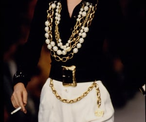 chanel, old money, and fashion image