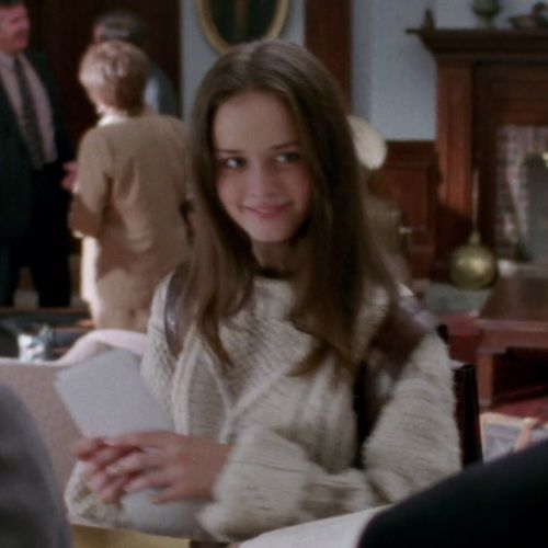 article, rory gilmore, and lorelai gilmore image