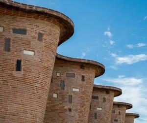 architecture, unesco, and catholicism image