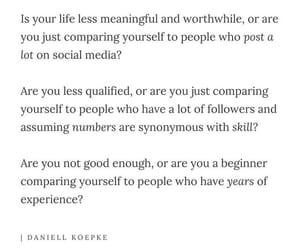 mental health, social media, and not good enough image
