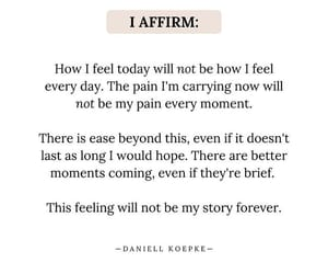 mental health, this feeling, and carrying pain image