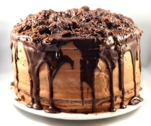 cake, cakes, and candy image