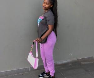 black girl, fashion blogger, and fashionista image