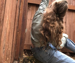 aesthetic, fashion, and fence image