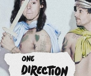 harrystyles, louis tomlinson, and larry stylinson image