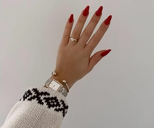 jewerly, nails, and unhas image