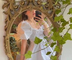 aesthetic, dress, and cottagecore image