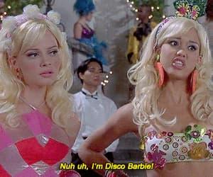90s, fashion, and barbie image