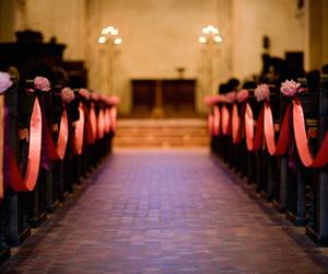 luxury, wedding, and pink image