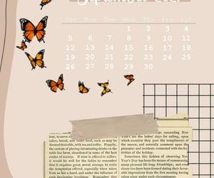 calendar, collagewallpaper, and wallpaper image