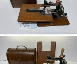 sewing, sewing machine, and singer 24 image