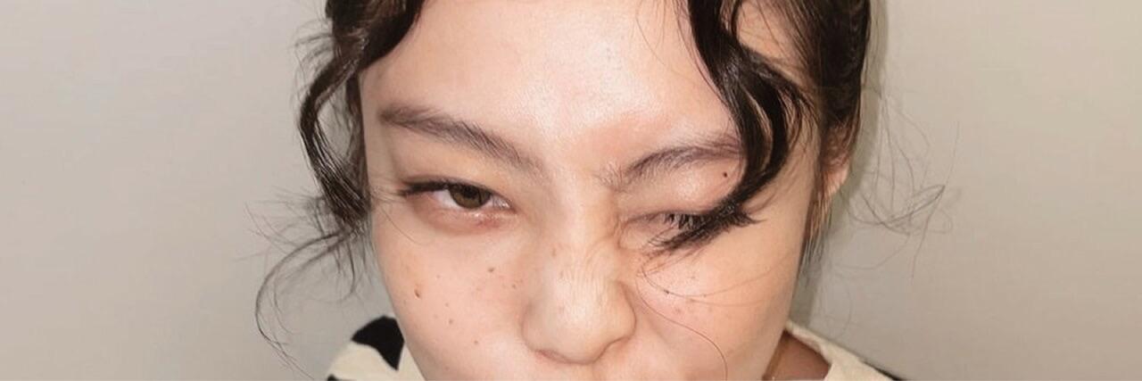 aesthetic, makeup, and hoyeon image