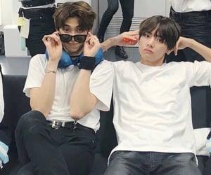 icon, kpop boy group, and kim namjoon image