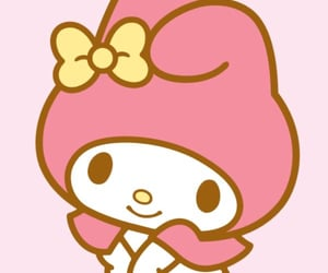 icons, melody, and sanrio image