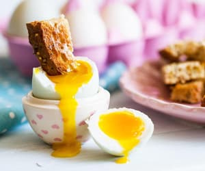 breakfast, Easy, and eggs image