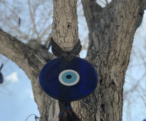 arab, evil eye, and eye image