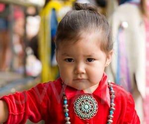 beautiful and native american children image