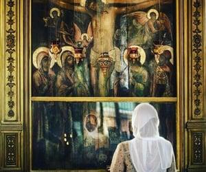 amen, byzantine, and Catholic image