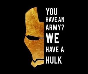 Avengers, ironman, and tonystark image
