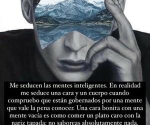 amor, frases español, and mente image