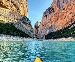 aventura, belleza, and kayak image
