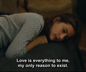 movie, love, and girl image