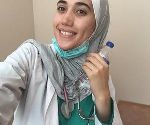 cardio, scrubs, and stethoscope image