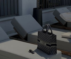 aesthetics, bags, and chic image