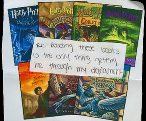 courage, harry potter, and postsecret image