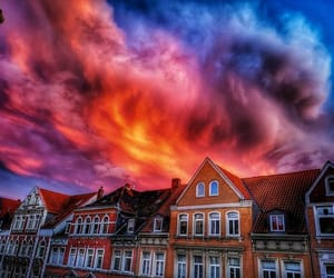 burning sky hannover image
