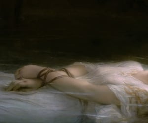 detail, painting, and Paul Delaroche image