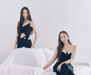 idol, jung soojung, and jessica jung image
