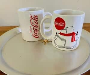 etsy, akitschisjustakitsch, and coca cola christmas image