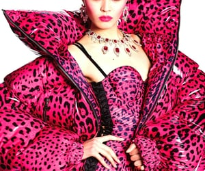 editorial, fashion, and vogue image
