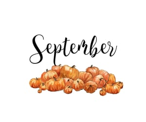 quotes, September, and welcome image